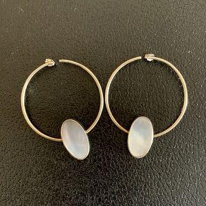 Carmen Hoop Earrings